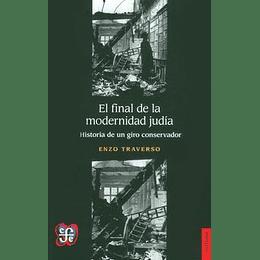 El Final De La Modernidad Judia