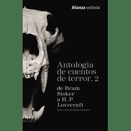 Antología De Cuentos De Terror Ii