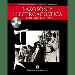 Saxofon Y Electroacustica
