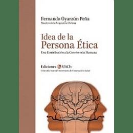 Idea De La Persona Etica