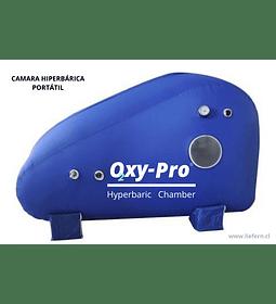 Camara Hiperbárica Portátil Marca OXYPRO MOD. OXY1700