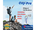 PACK 4 UNI. OXIGENO PORTATIL OXY-PRO 80 DOSIS