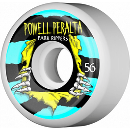 Ruedas Powell Peralta - Ripper - 56mm