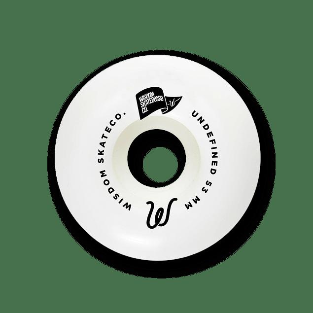 Ruedas Wisdom - Flag 53mm