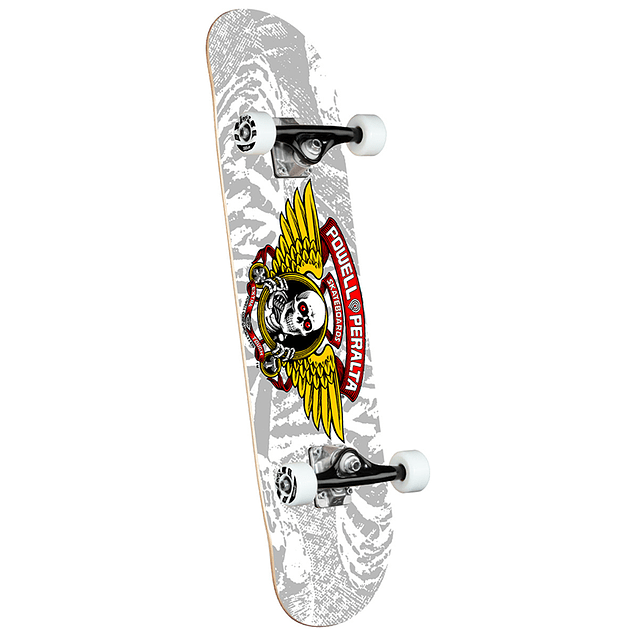Tabla Completa Powell Peralta - Winged Ripper One Off Silver Birch - 8.0""
