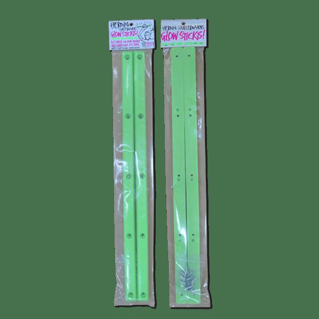 Heroin glow stock rails