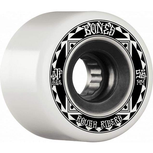 Ruedas Bones -  ATF Rough riders - 56mm