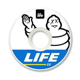 Ruedas Life - Michellin - 55mm