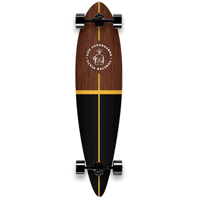 """Longboard Life completo 40"""""""