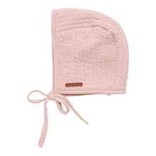 Touca de Bebé - Pure Pink