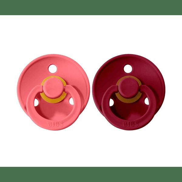 Chuchas Bib Coral/Ruby