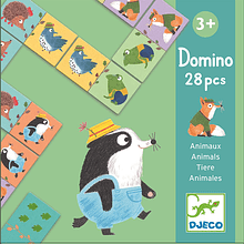 Dominó - Animais