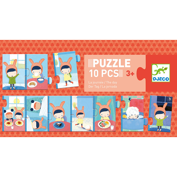Puzzle - The Day