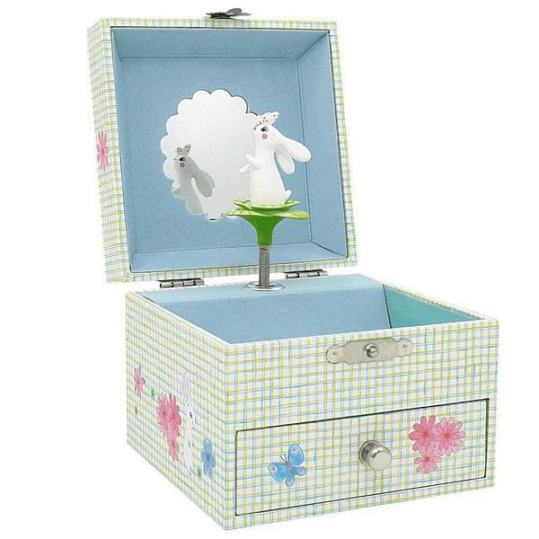 Caixa de Música - Coelhinho