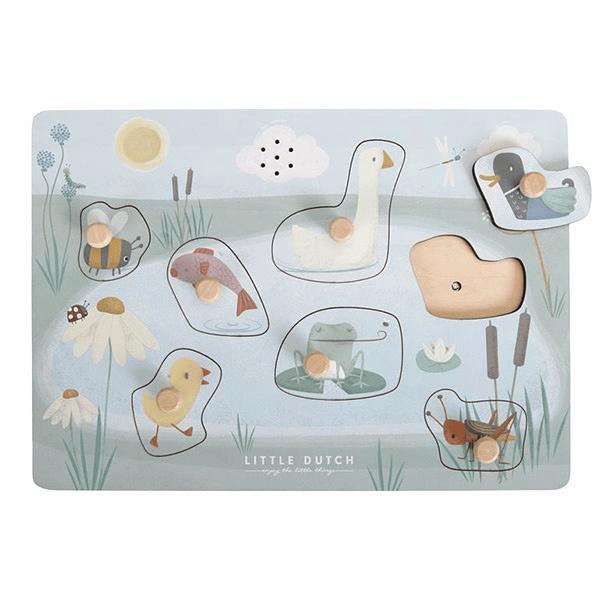 Puzzle de Sons Little Goose