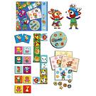 Little Friends - Jogo de Dominó, Bingo e Memória