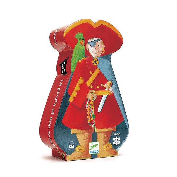 Puzzle - Pirata