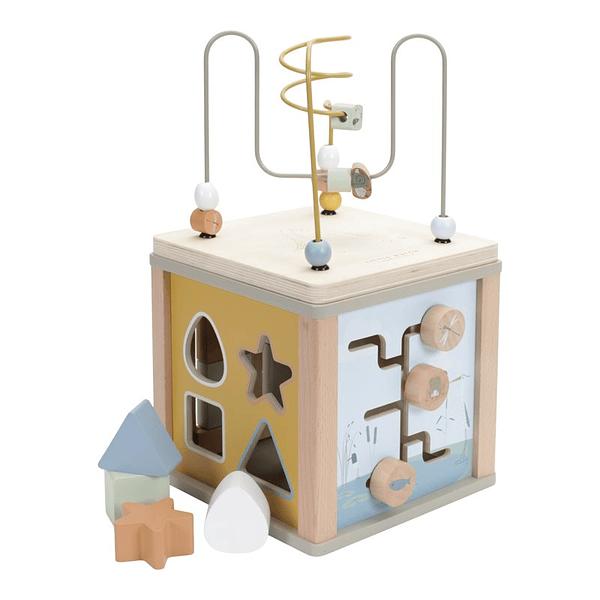 Cubo de Actividades - Little Goose