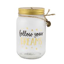 Mealheiro Follow Your Dreams