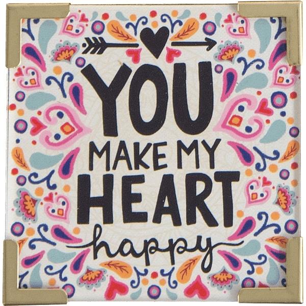 Íman - You make my heart happy