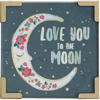 Íman - Love you to the moon
