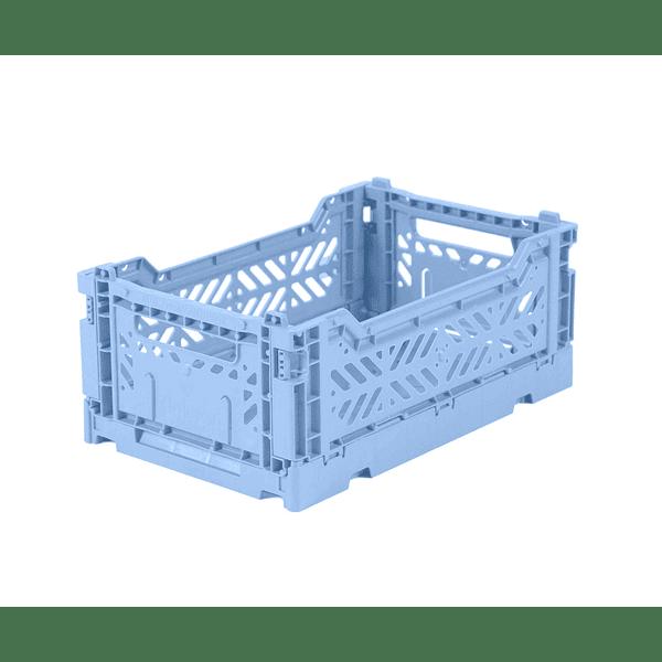 Caixa Dobrável Mini - Blue