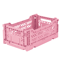 Caixa Dobrável Mini - Baby Pink