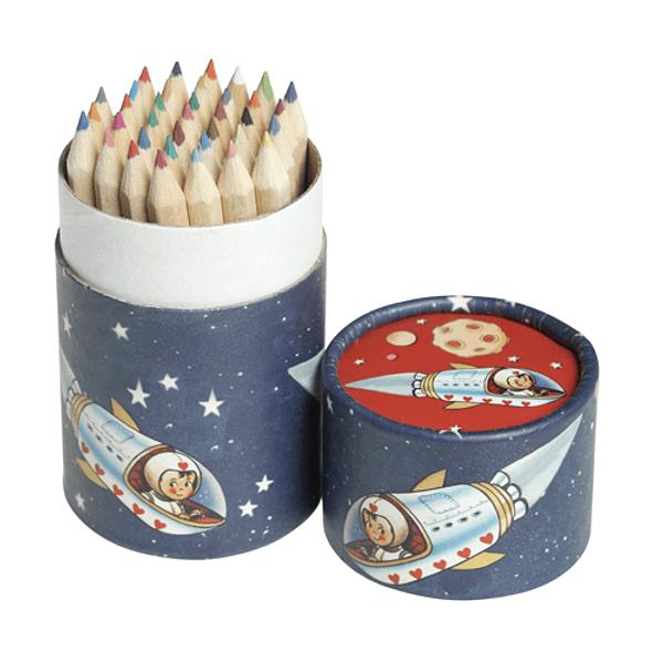 Lápis de Cor | Espaço