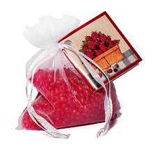 Mini Resina Frutos Vermelhos