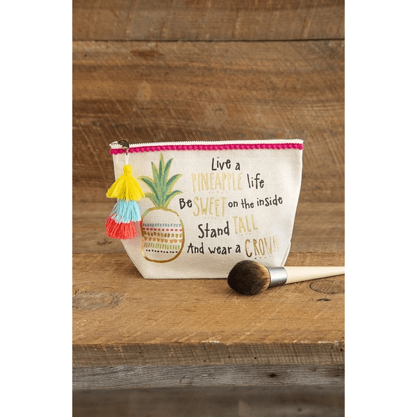 Necessaire - Live a Pineapple Life