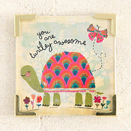 Íman - You are turtley awesome