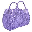 Bolsa de Plástico Retro