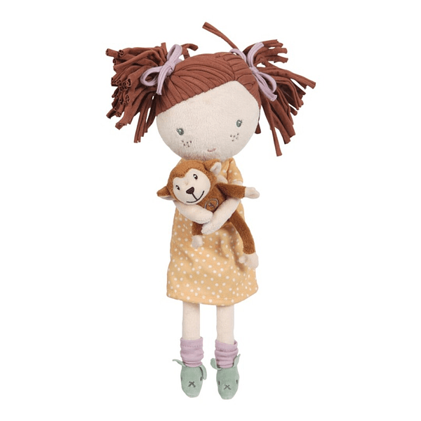 Sophia - Boneca de Pano