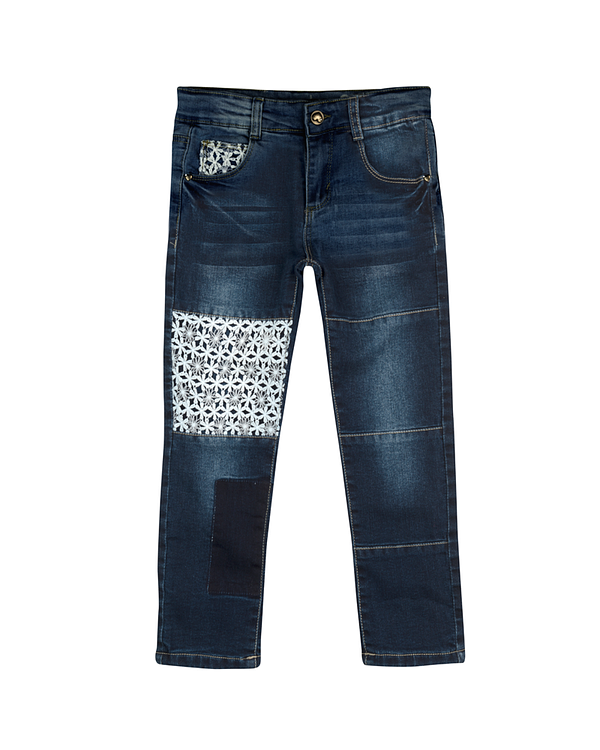 JEANS DENIM AZUL -05 218,..