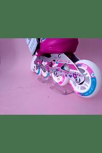 PATIN SEMIPROFESIONAL CANARIAM ROLLER PINK