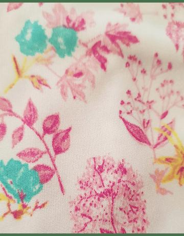 Pantaleta Crisantemo