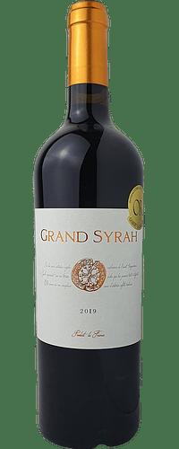 2019 Grand Syrah Sélection Lionel Dufour