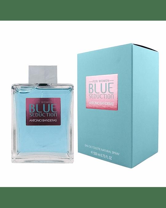 Blue Seduction Woman 200 ML EDT