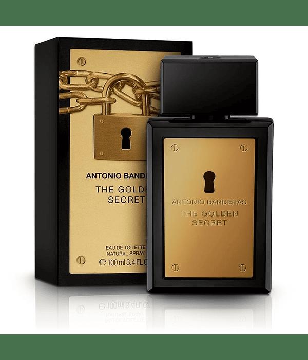 The Secret Golden 100 ML EDT