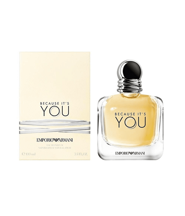 Because It«S You 100 ML EDP
