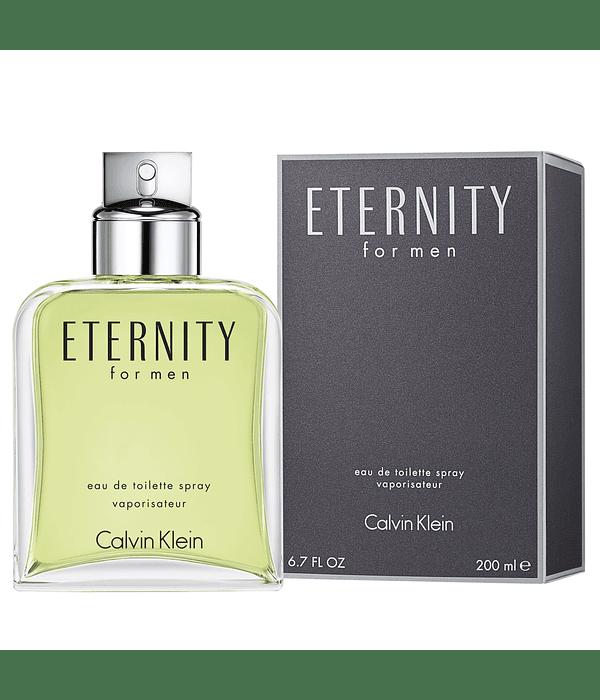 Eternity For Men 200 ML EDT
