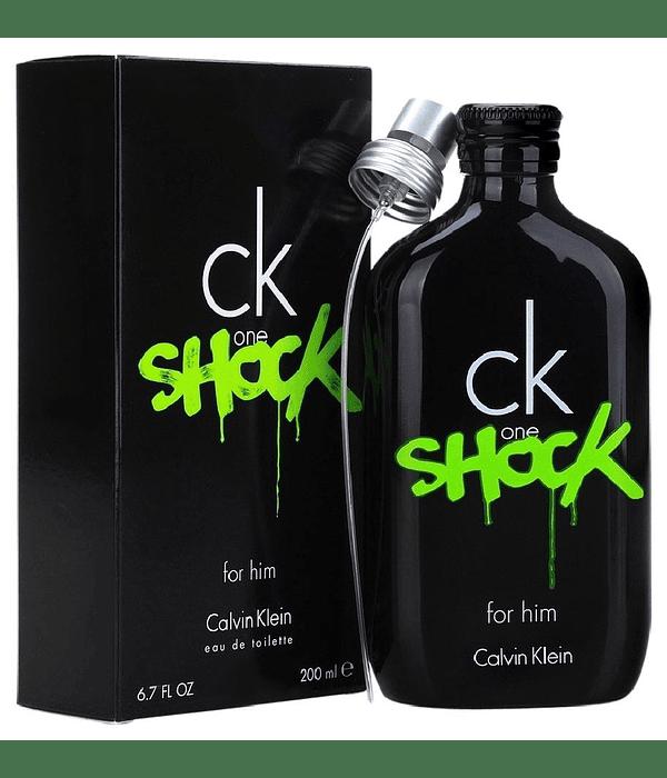 One Shock Men 200 ML EDT