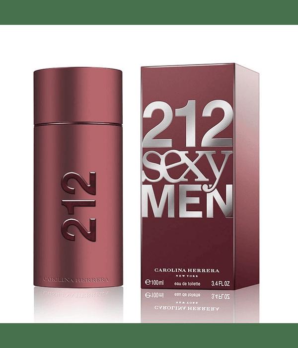 212 Sexy Men 100 ML EDT