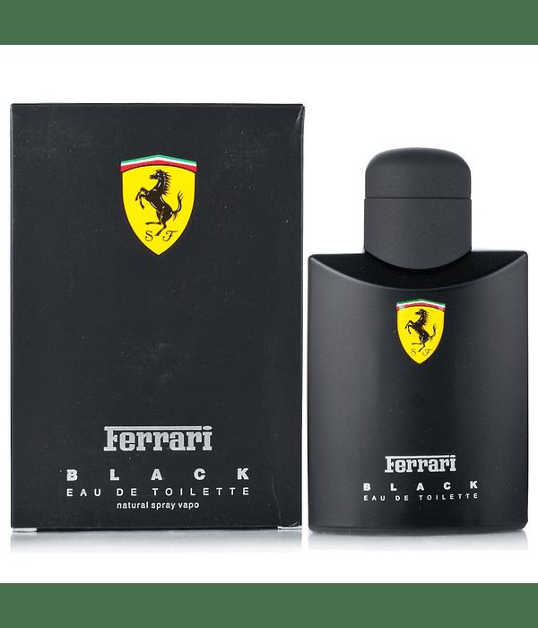 Ferrari Scuderia Black 125 ML EDT