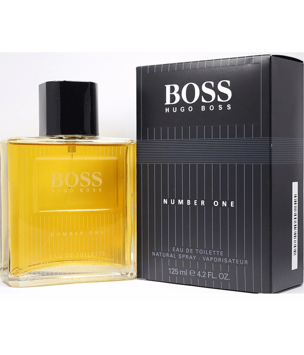 Boss Number One 125 ML EDT