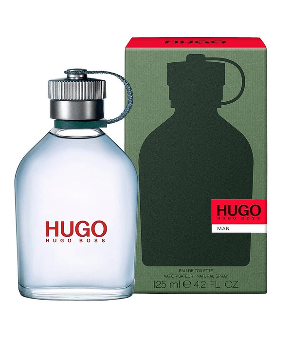 Hugo Cantimplora 125 ML EDT