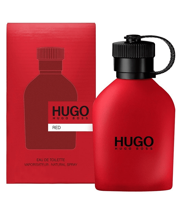 Hugo Cantimplora Red 125 ML EDT