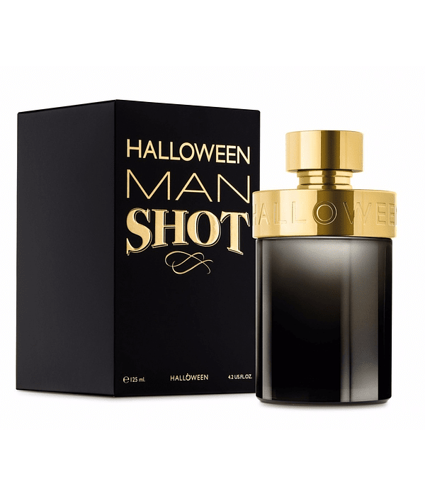 Halloween Shot Man 125 ML EDT