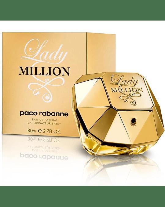 Lady Million 80 ML EDP