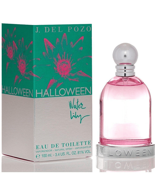 Halloween Water Lily 100 ML EDT